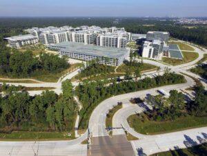 exxon campus